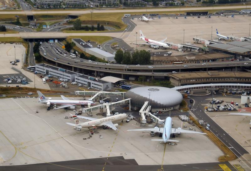 airport observation essay